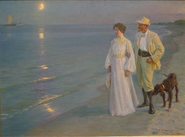 640px-P_S_Krøyer_1899_-_Sommeraften_ved_Skagens_strand._Kunstneren_og_hans_hustru